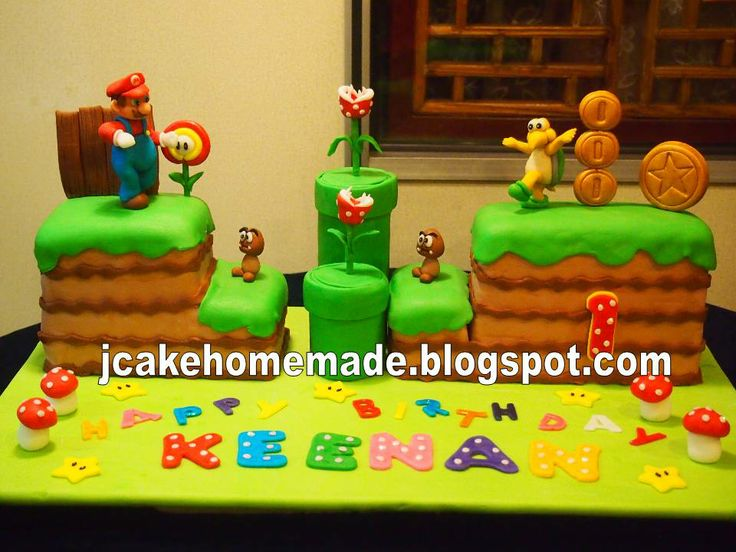 super mario birthday cake 114 best images about theme cakes mario bros on 7837