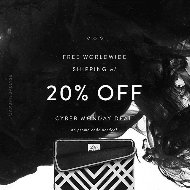 Cyber monday deals laptop bags