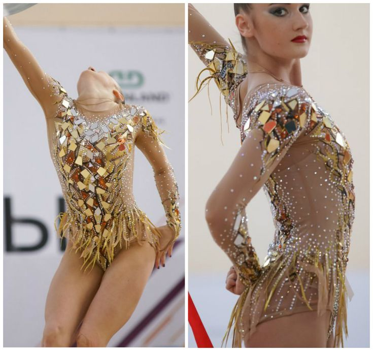 RG leotard close-up (photo by Shanek_com)