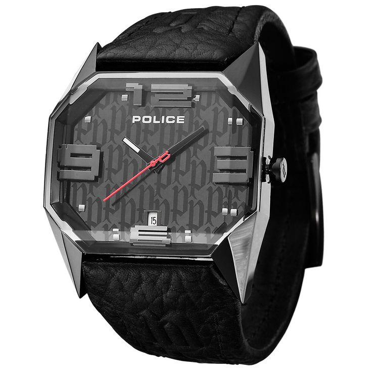 Police Vector Men's Watch PL-12176JSB/02A