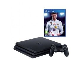 PlayStation 4 Pro  FIFA 18 Game with 1 Year Warranty