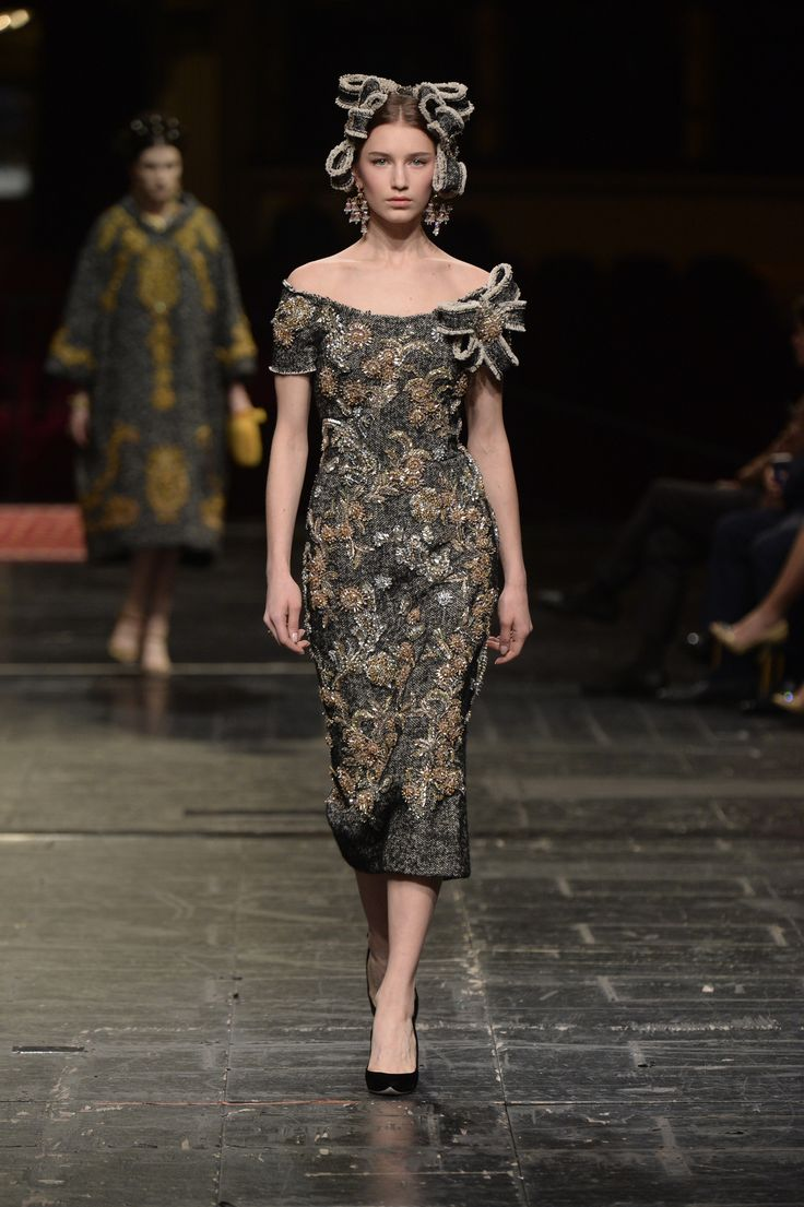 Dolce & Gabbana Alta Moda Haute couture Spring/Summer 2016 69