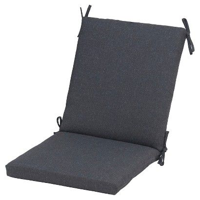 Outdoor Chair Cushion Solid Color   Threshold™