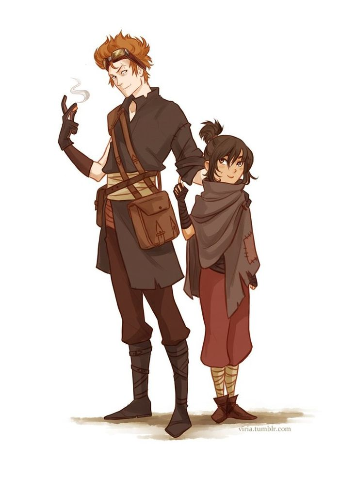 Late and Affi by viria13 on @DeviantArt