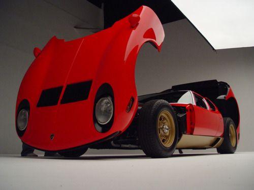 Lamborghini Miura   LGMSports.com