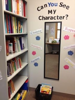 In my office I have a dedicated space for a cool down corner. I can use this space for many things. First, it is a nice comfortable, inviting space in my office that immediately draws kids in. I have...