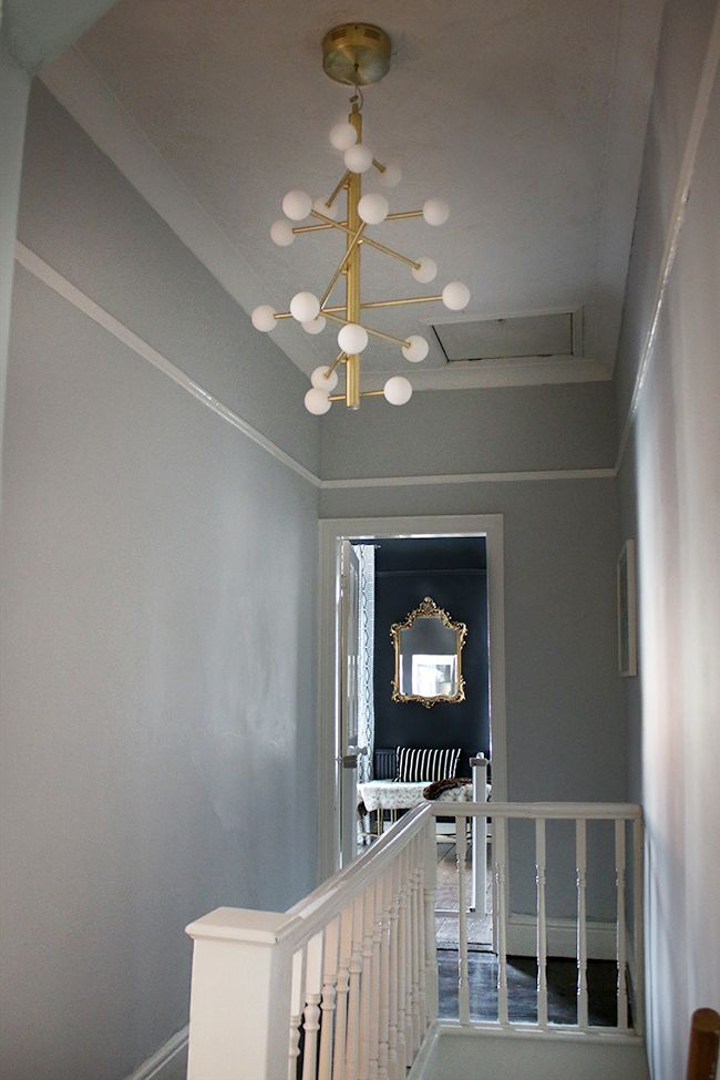 11th Hour Updates: Our Hallway Refreshed For Sale. Hallway Refresh   Edwardian  House