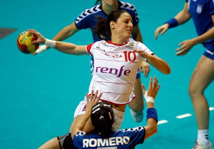 Macarena Aguilar - Mundial 2009