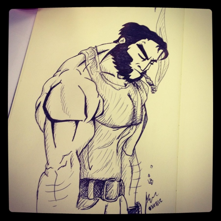 Wolverine by me