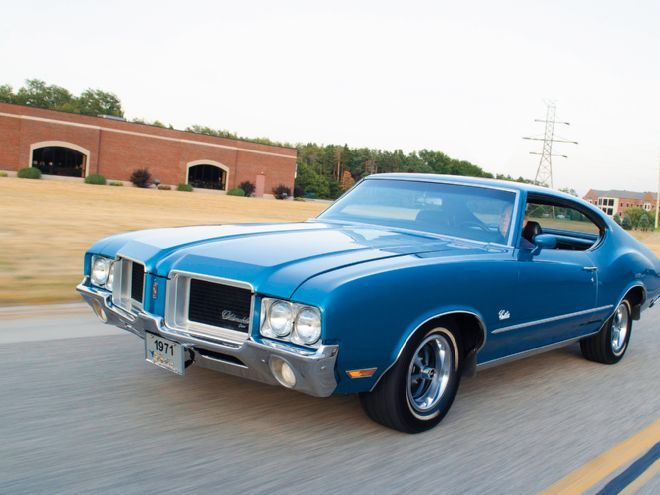 1971 Oldsmobile Cutlass S - The Keeper