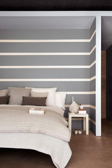 bedroom / Vill du måla om hemma? Här är 25 härliga tips och idéer!