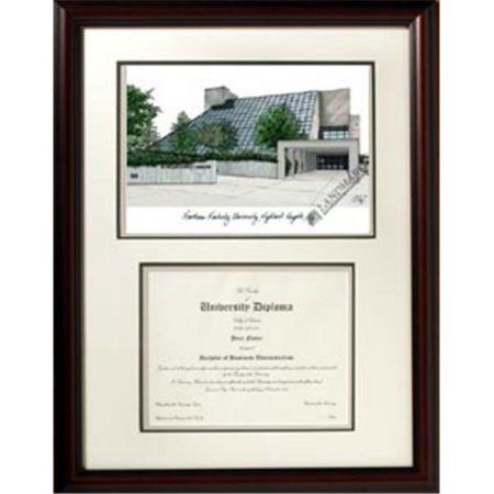 Campus Images KY977V 18; x 24; Diploma Frames Northern Kentucky University Scholar