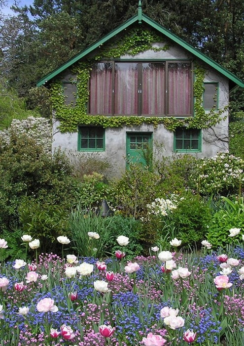 butchart gardens on vancouver island national historic site of canada - Garden Sheds Vancouver Island
