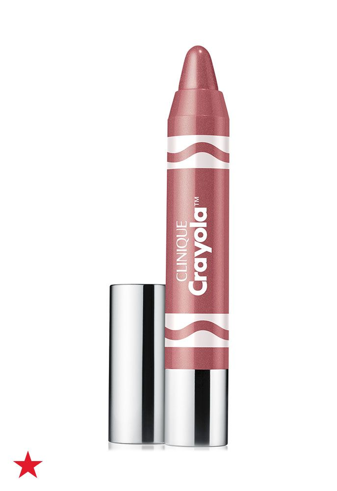 Everyone is excited about the new Crayola and Clinique collection. Click to check out all the cool colors, like Fuzzy Wuzzy at Macy's.