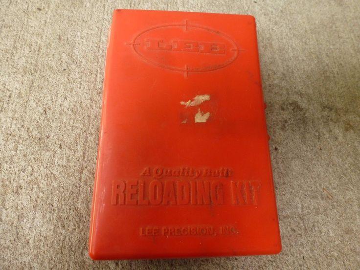 Vintage Lee reloading Kit 243 Winchester