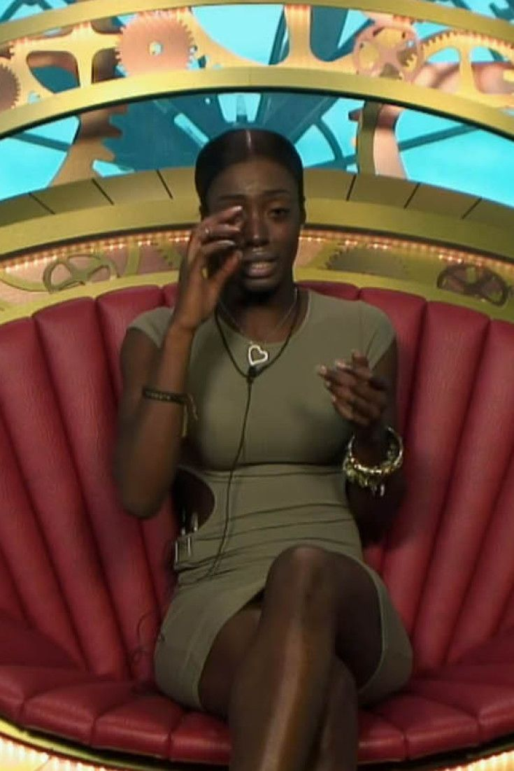 'Big Brother' 2015 Contestant Adjoa Mensah Cries After Being Nominated For Eviction By Nick Henderson (PICS)