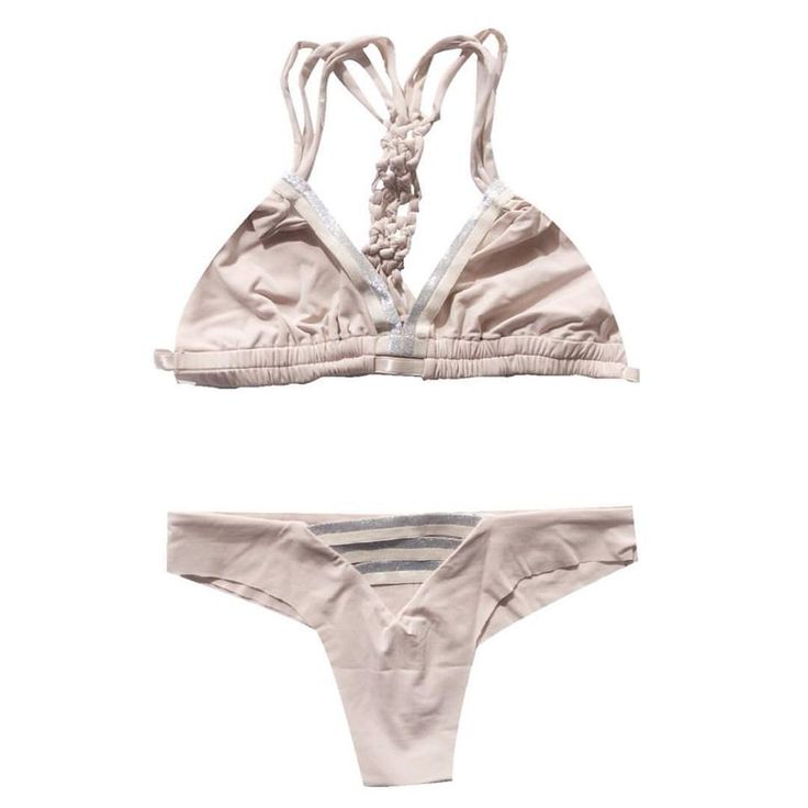 | Sexy Nude | #Entreaguas #Infinity #Lingerie #Handmade