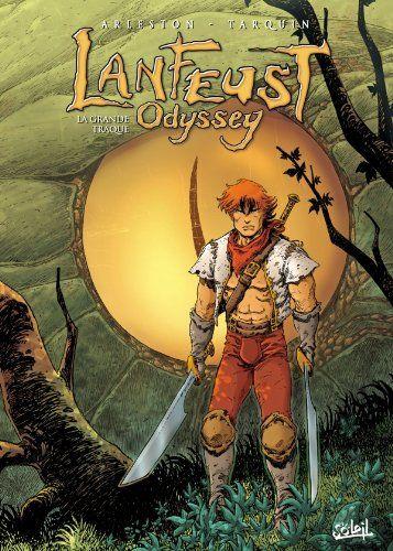 Lanfeust Odyssey, Tome 4 : La grande traque: Amazon.fr: Christophe Arleston, Didier Tarquin: Livres