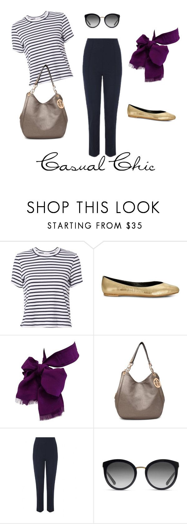 """""""Casual Chic"""" by lesleyhudson on Polyvore featuring A.L.C., Rebecca Minkoff, Lanvin, MKF Collection and Dolce&Gabbana"""