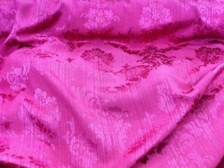Amazon.com: Madagascar Damask Upholstery fabrics Curtain brocade ...