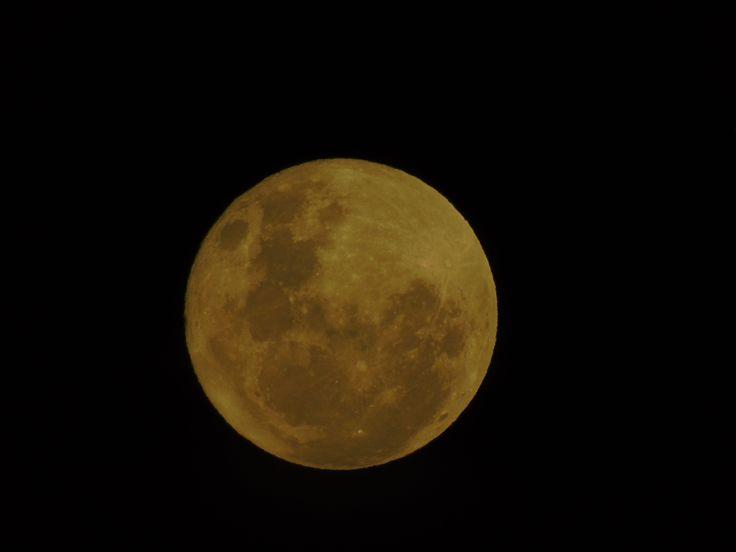 Luna llena 3 de Diciembre 2017