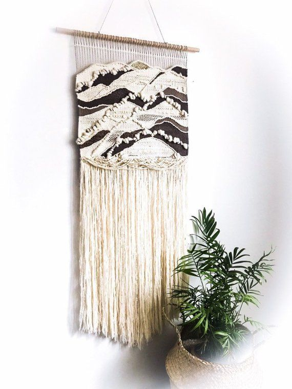 Large Woven Wall Hanging Modern Woven Tapestry Wall Hanging Diy Tapestry Large Woven Wall Hanging Wall Tapestry Diy