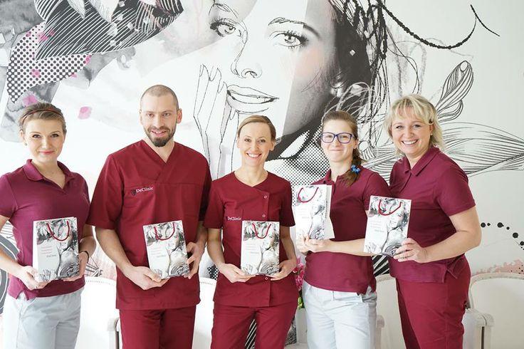część zespołu DeClinic ;)  #dentysta #stomatolog #warszawa #mokotow #bernardynska #