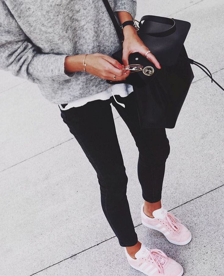 Adidas pink Gazelle adidas shoes women - http://amzn.to/2ifyFIf