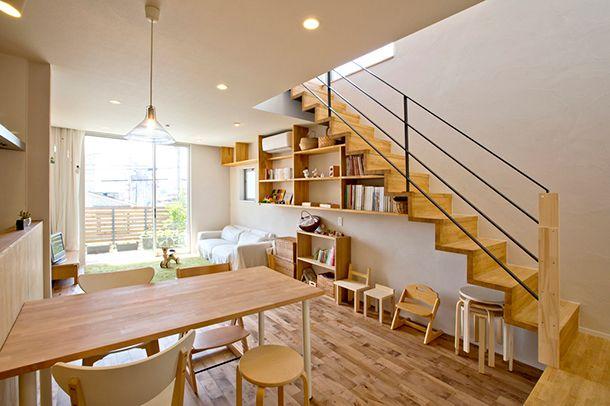 木漏れ日とくらす家・間取り(愛知県瀬戸市) |ローコスト・低価格住宅 | 注文住宅なら建築設計事務所 フリーダムアーキテクツデザイン