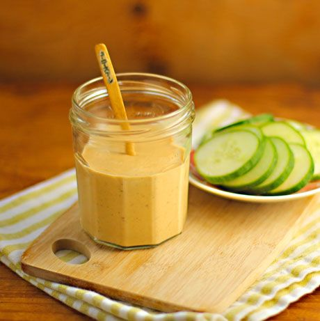 Chipotle ranch dip or dressing recipe {vegetarian, gluten-free} - The ...