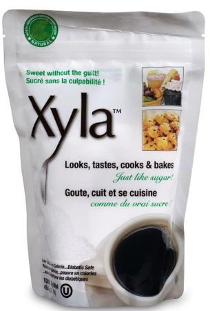 Xyla Xylitol Sugar Free Products Canada Only 9/27