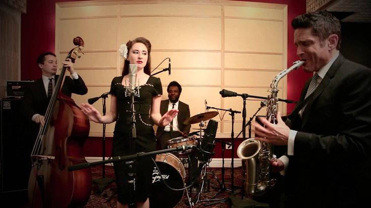 Careless Whisper - Vintage 1930's Jazz Wham! Cover ft. Dave Koz.  This 1930s style Jazz cover of Careless Whisper is probably even better than the original.  I love it.