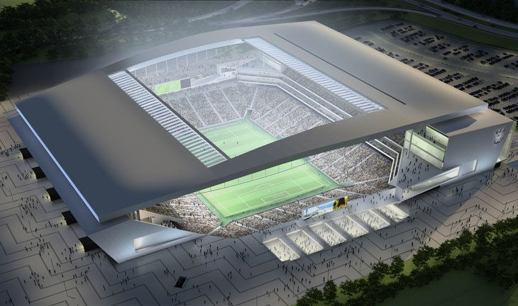 FIFA World Cup Brazil 2014 - Stadium Arena Corinthians – São Paulo (SP). Official Opening of the Stadium