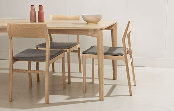 Kastella Collection Exclusive Realisee A Montreal Collection Tables A Diner Table A Diner T110 Bois Massif Table Dining Dining Table