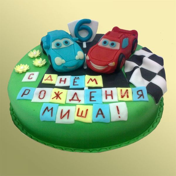 Заказать торт детский от производителя спб