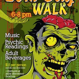Zombies are taking over downtown Sandusky | Funcoast