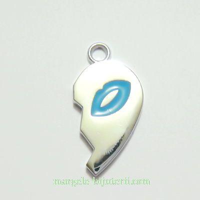 http://www.margele-bijuterii.com/p11537-Pandantiv-metalic--emailat--argintiu-cu-albastru--inima-franta--22x12mm.html