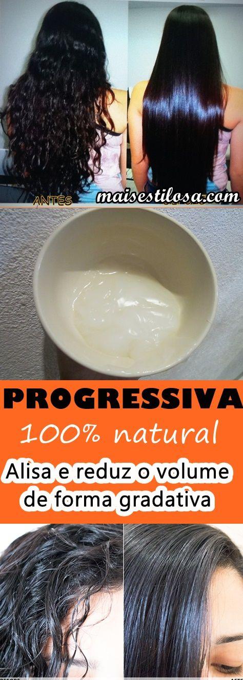 Essa escova progressiva caseira, é indicada para pessoas que buscam reduzir o volume dos fios de forma natural sem recorrer a químicas e etc.