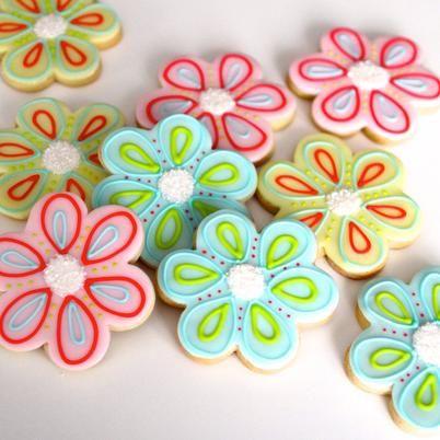 1 Dz. Flower Cookies! Get... - Sweet Sanctions   Scott's Marketplace