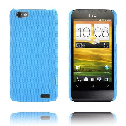 Supreme (Lys Blå) HTC One V Cover