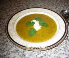 Kumera and Coriander Soup