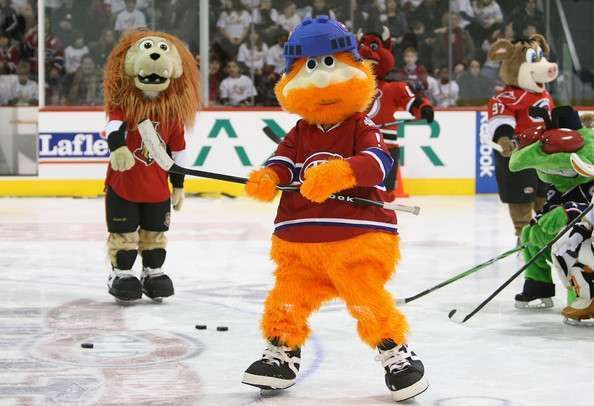 Montreal Canadiens – Youppi These 30 Bizarre Sports Mascots Will Definitely Not Entertain You • Page 4 of 6 • BoredBug