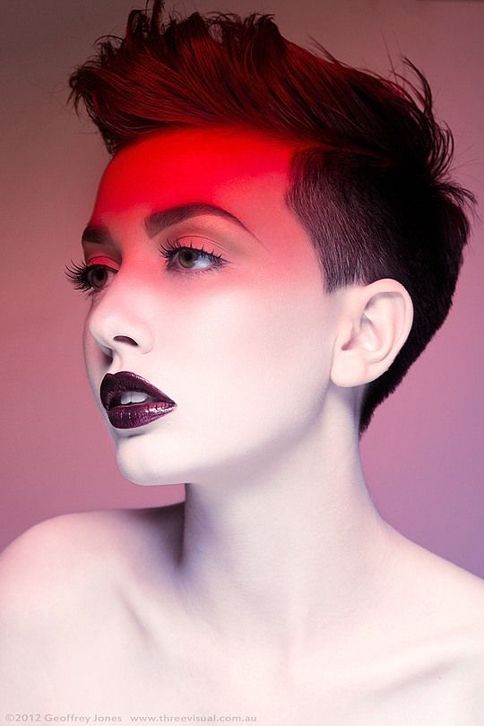 Beauty Photography by Geoffrey Jones  Color Palettes to mess with