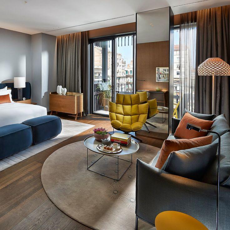 Luxussuiten El Palauet Barcelona | Die Besten 25 Hotels In Barcelona Ideen Auf Pinterest Barcelona