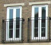 Juliette Balconies inspiration for the new kitchen door/window