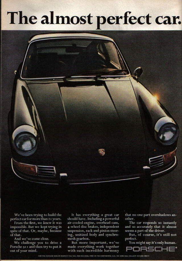 Vintage Porsche #porsche