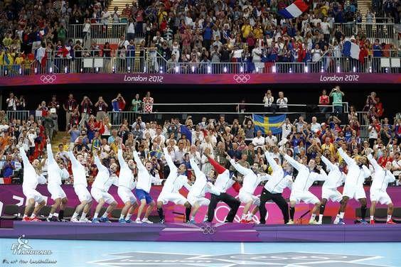 Équipe de France de Handball - Jeux Olympiques London 2012