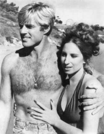 Barbra Streisand and Robert Redford - The Way We Were, 1973. S)    My favorite.....of all time..<3<3<3