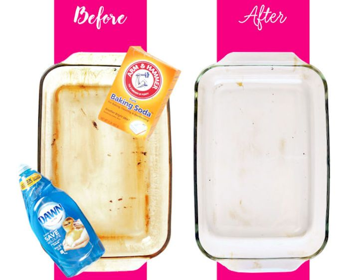 Over time, our muffin tins, cookie sheets, and baking pans become worn down and dirty. They build up stains and our first instinct is to throw them in the trash can. Rather than do that, here's a way to thoroughly clean them to make them look brand new! I tried this and mine look brand new again!