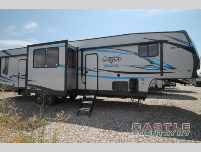 New 2019 Forest River Rv Vengeance 324a13 Toy Hauler Fifth Wheel